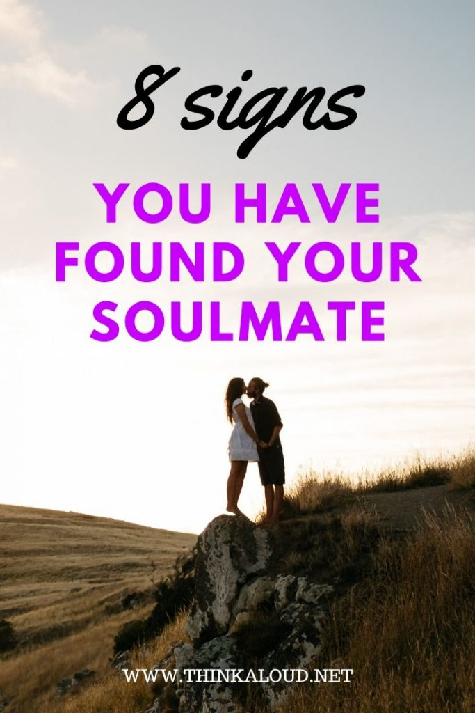8 signs you have found your soulmate