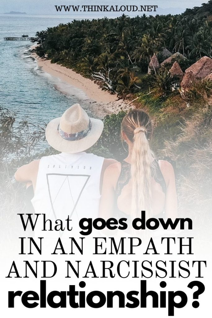 What Goes Down In an Empath And narcissist Relationship?