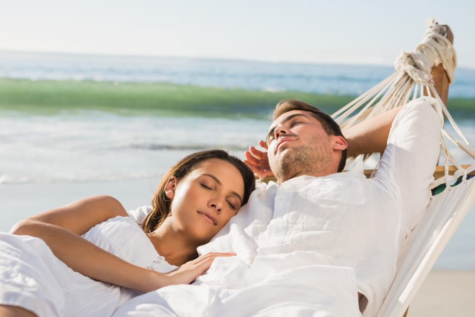 The 10 Best Parts of Sleeping Next to Someone You Love