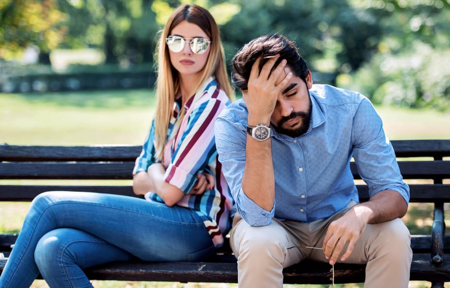 14 Sign He Doesn't Care Enough (And It's Time To Let Go)