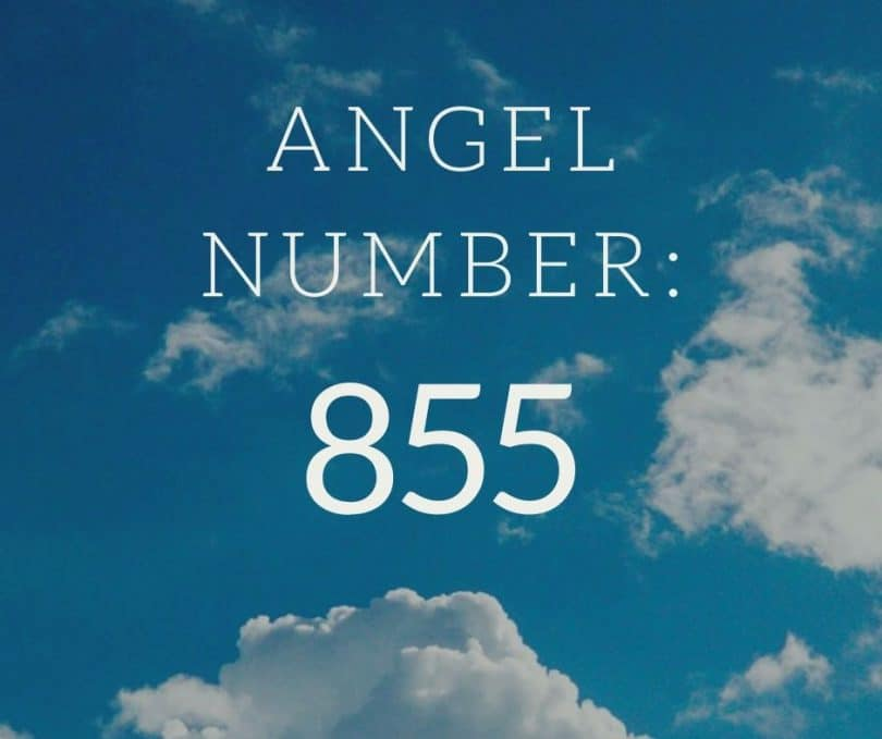 Angel Number 855 and its Meaning