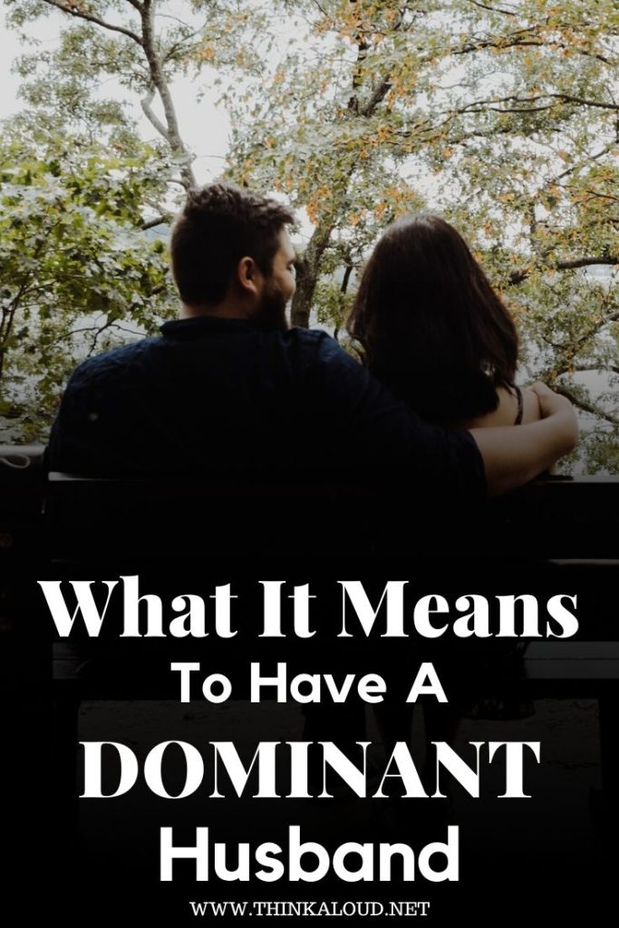 What It Means to have a domina husbandnt