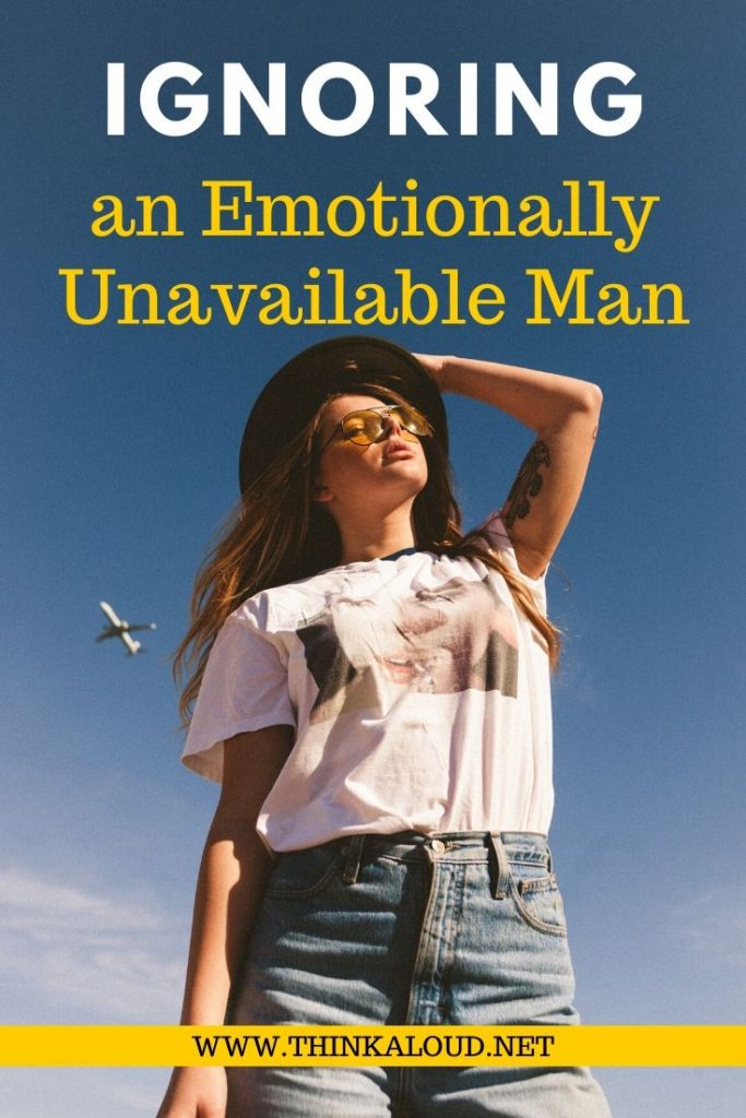 an Emotionally Unavailable Man