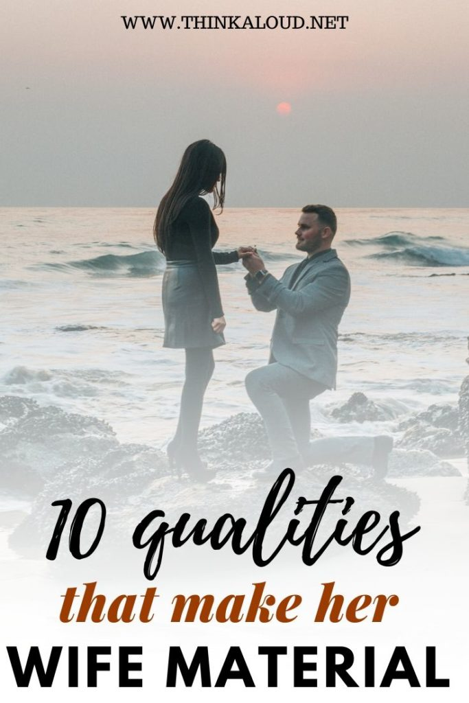 10 Qualities That Make Her Wife Material