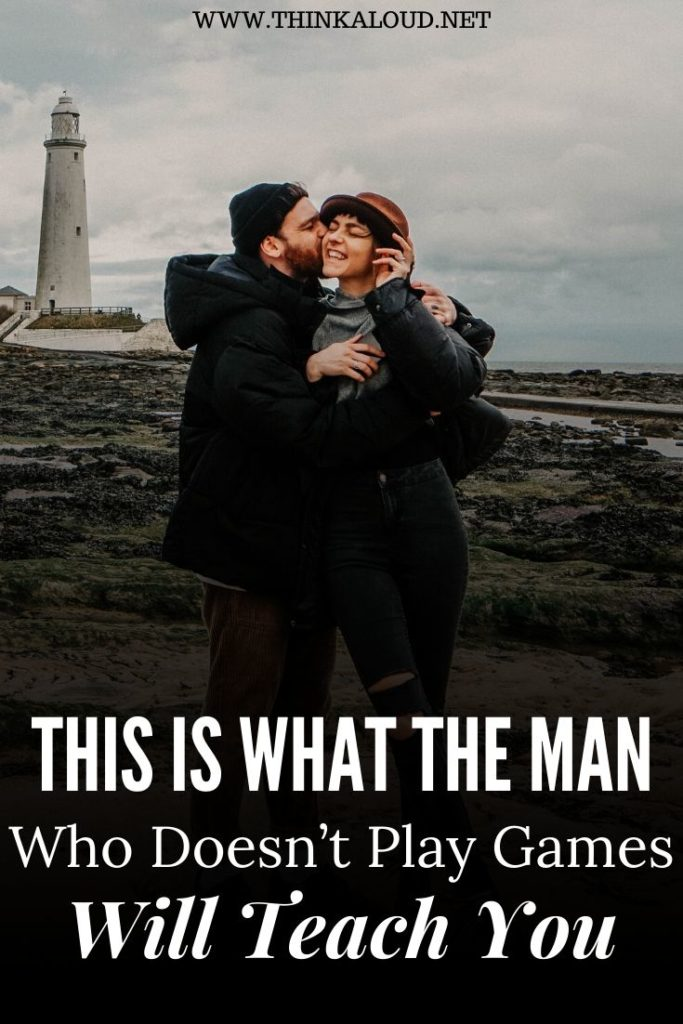 This Is What The Man Who Doesn't Play Games Will Teach You