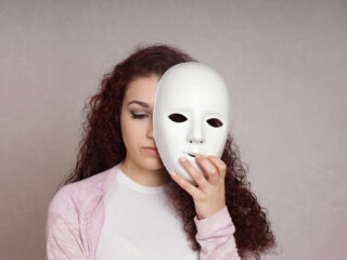 6 Signs You're Hiding Behind A Mask