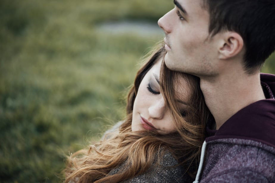 A Broken Woman Needs A Real Man To Love Her
