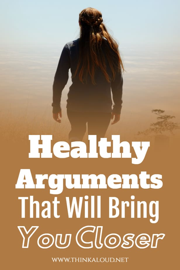 Healthy Arguments That Will Bring You Closer