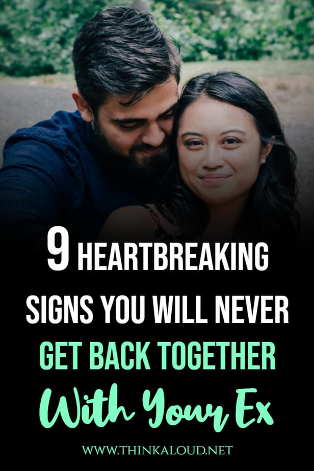 9 Heartbreaking Signs You Will Never Get Back Together With Your Ex