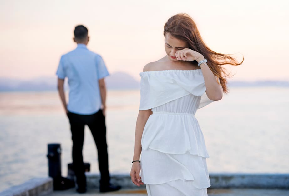 DONE! 12 Signs He Won't Leave His Wife For You No Matter What He Tells You