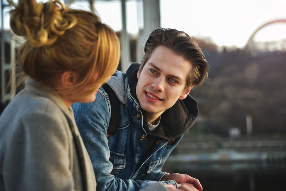 DONE! 17 Signs He Has A Secret Crush On You