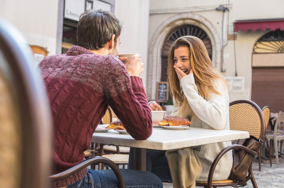 DONE! 5 Subtle Signs Someone Is Flirting With You And How To React