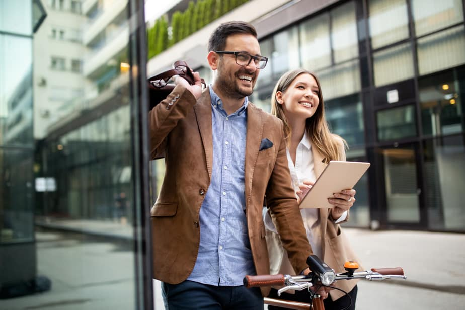 DONE! 9 Undeniable Signs A Married Male Coworker Likes You