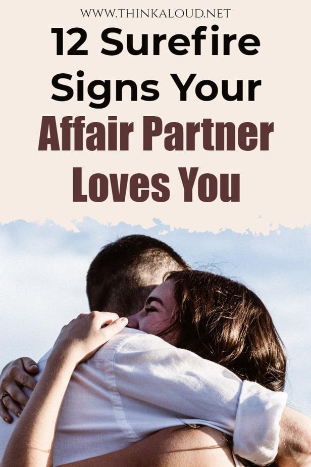 Affair me partner miss my will How Do