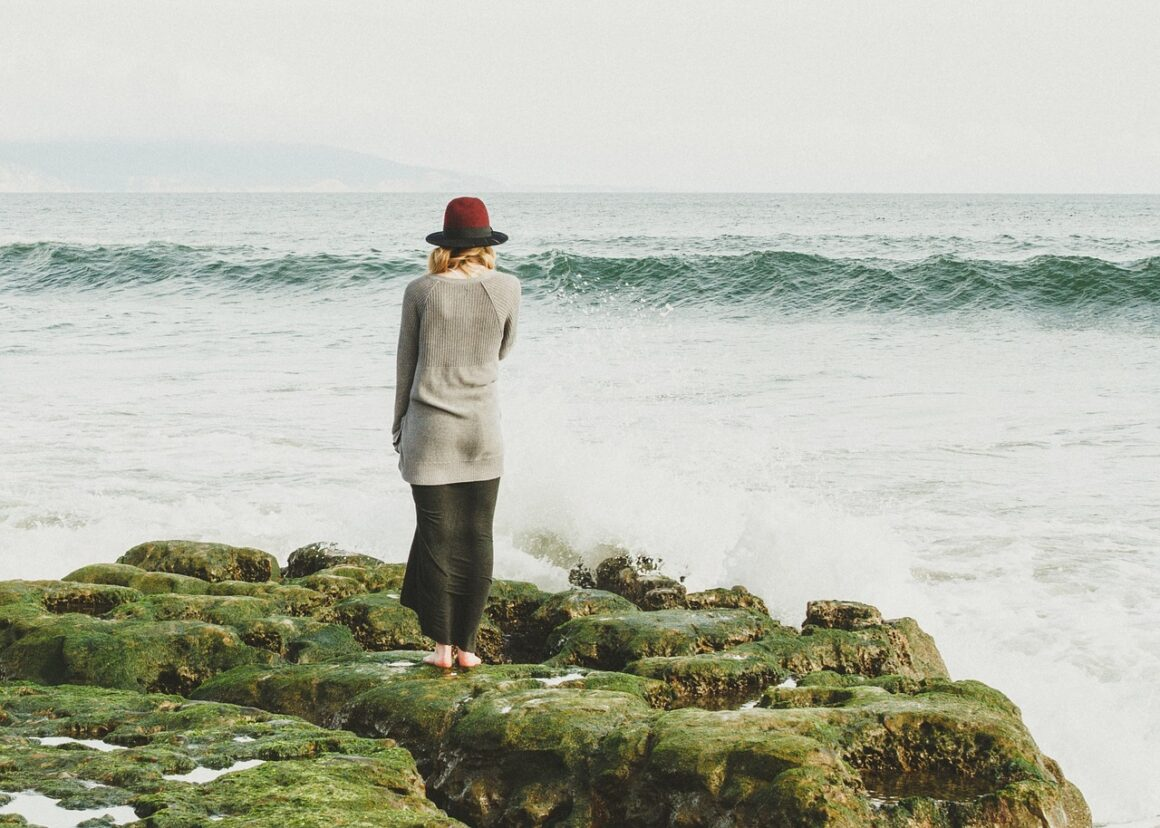 DONE! 30 Quotes About A Strong Woman Walking Away