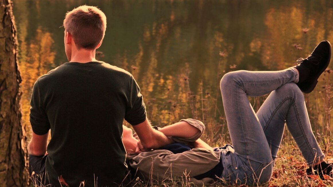 DONE! How To Know If A Taurus Man Likes You More Than A Friend