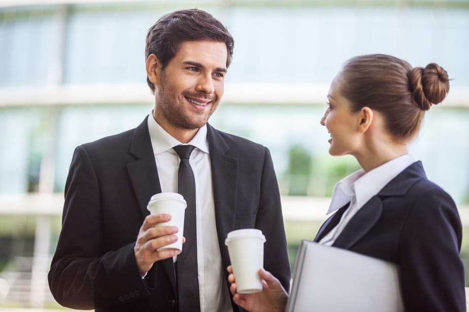 DONE! 16 More Than Obvious Signs Your Coworker Has Feelings For You