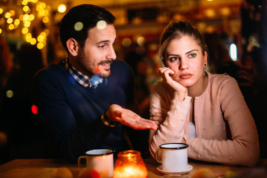 DONE! 20 Signs That He Loves The Other Woman More Than You