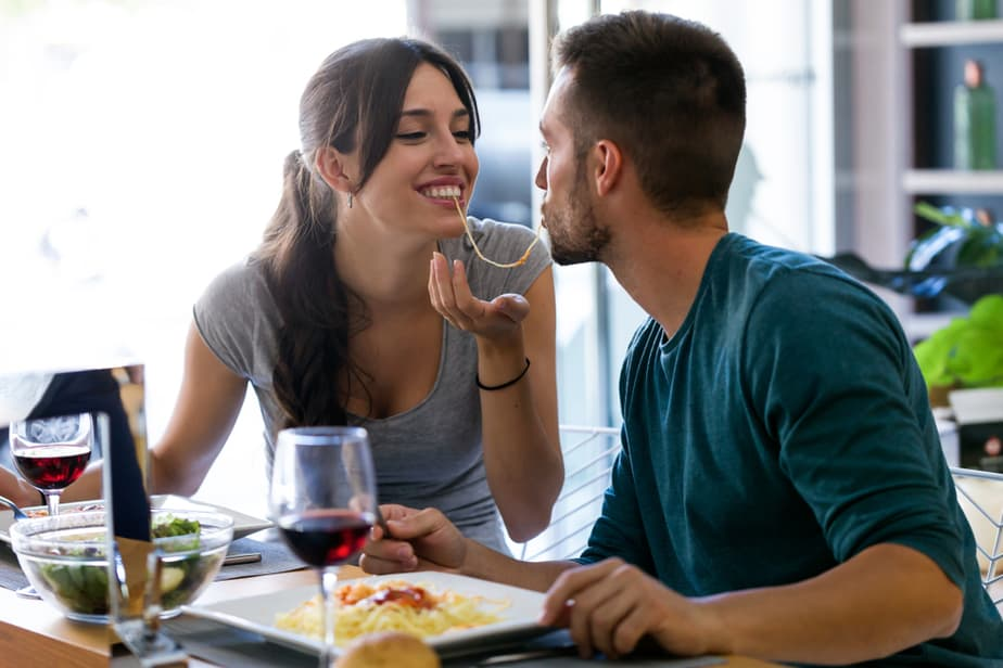 DONE! 21 Telltale Signs A Guy Is Falling For You Hard