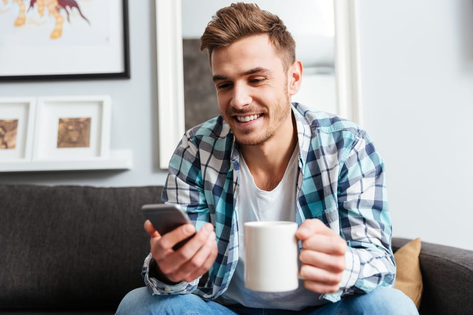 DONE! 80 Best Funny Texts To Get Her Attention + Tips To Write Even Better Ones