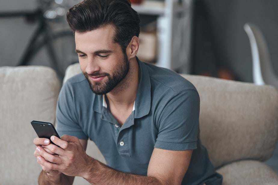 DONE! How Guys Text Their Crush - 10 Signs That Show He's Really Into You