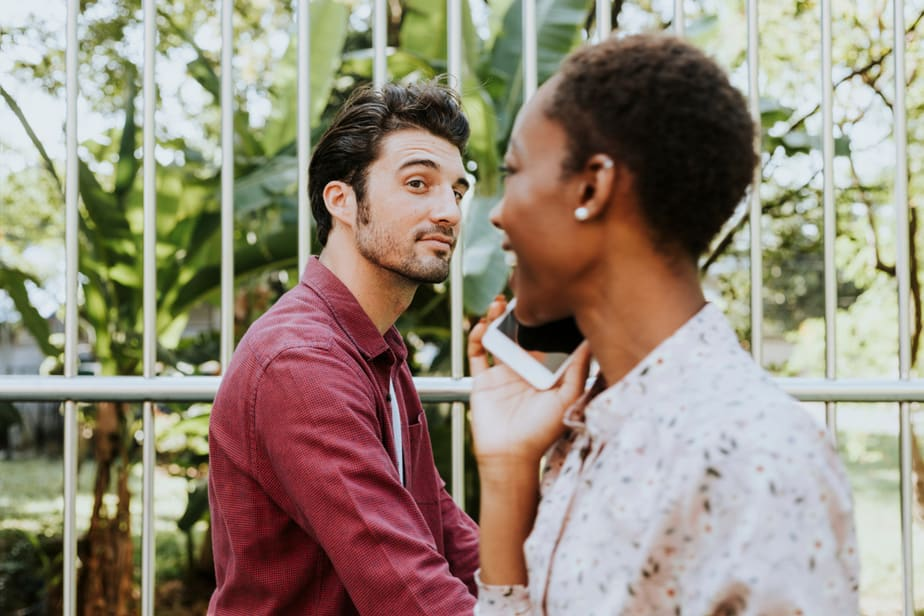 DONE! What Does It Mean When A Guy Stares At You 14 Common Reasons