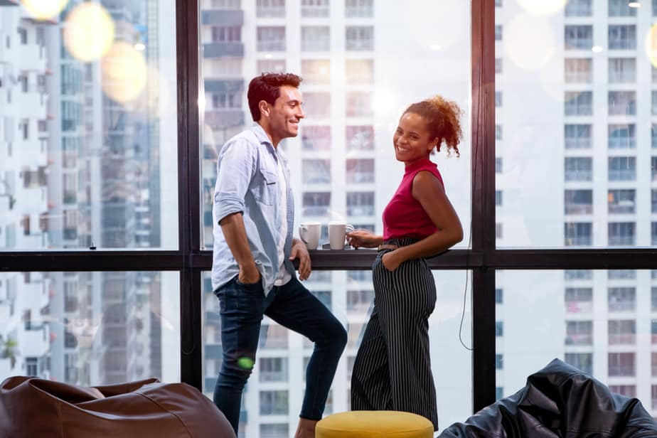 DONE! How To Tell If A Male Coworker Likes You Or Is Just Being Friendly