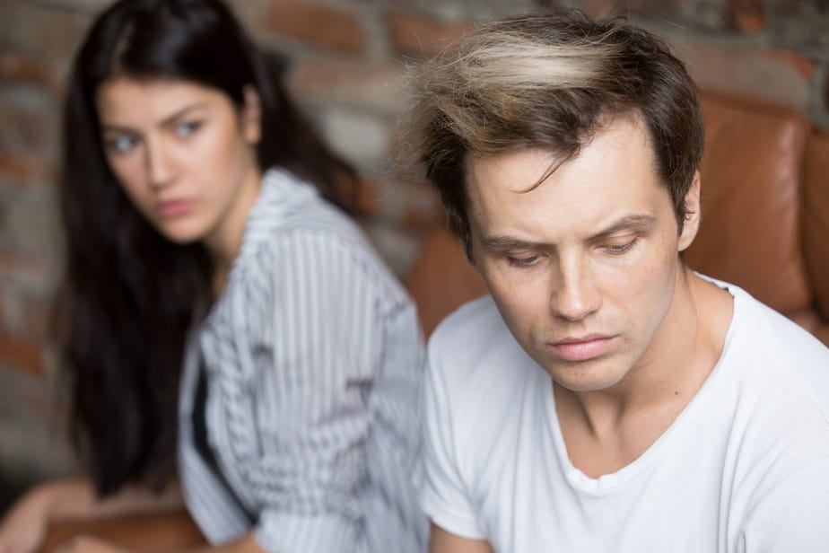 13 Worrying Signs He Has Feelings For Another Woman