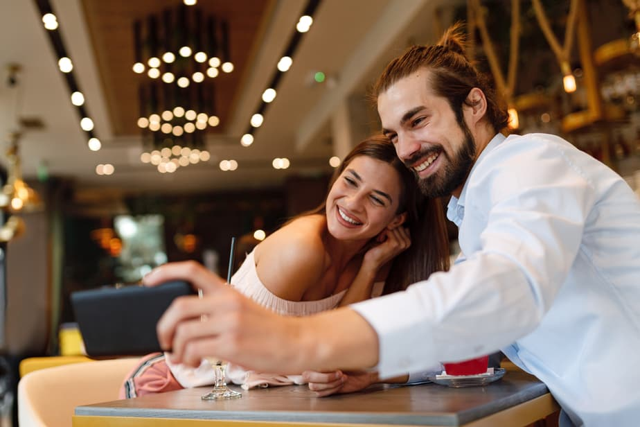Is He Secretly Into You 12 Undeniable Signs A Leo Man Likes You