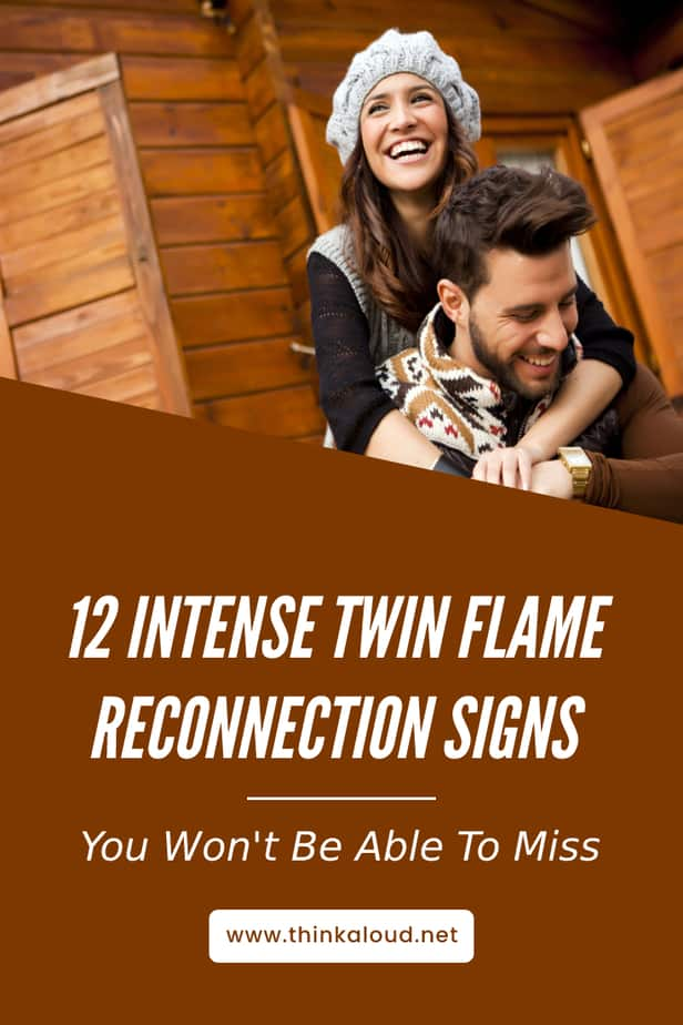 12 Intense Twin Flame Reconnection Signs You Won't Be Able To Miss
