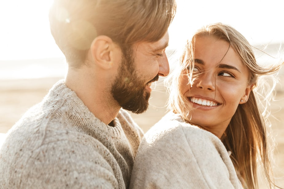 DONE! When A Man Is Vulnerable With A Woman, He Shows These 10 Signs