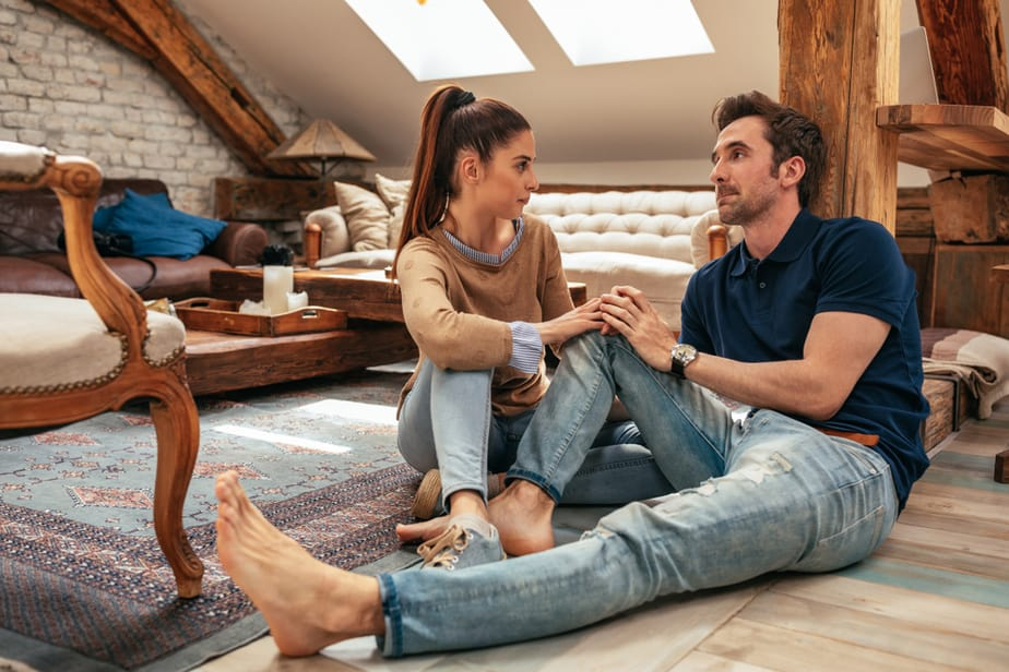 DONE! My Husband Loves To Hear About My Past Lovers – Is He Crazy