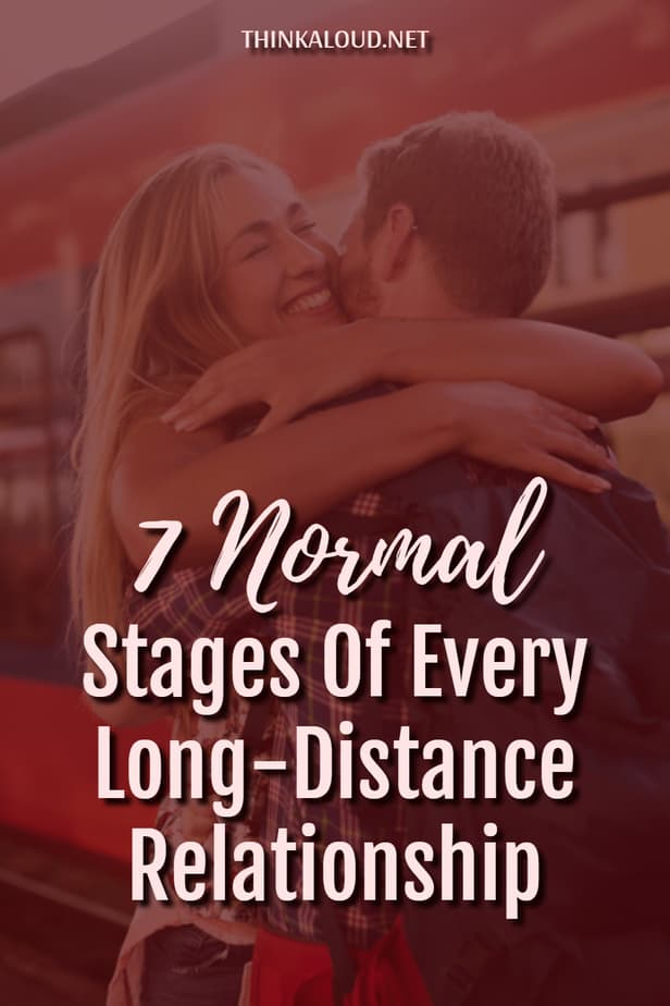 7 Normal Stages Of Every Long-Distance Relationship