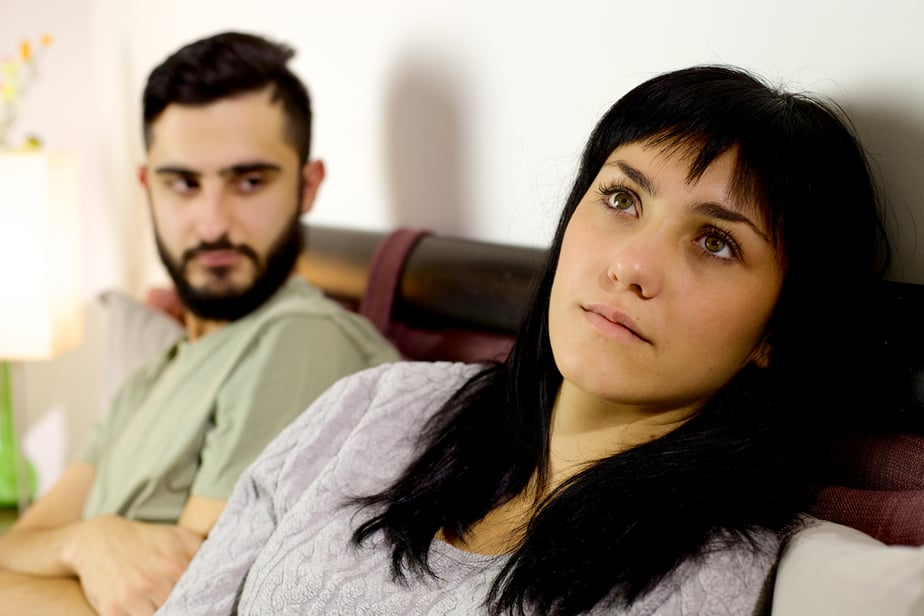 12 Signs Your Boyfriend Is Still Emotionally Attached To His Ex-Wife