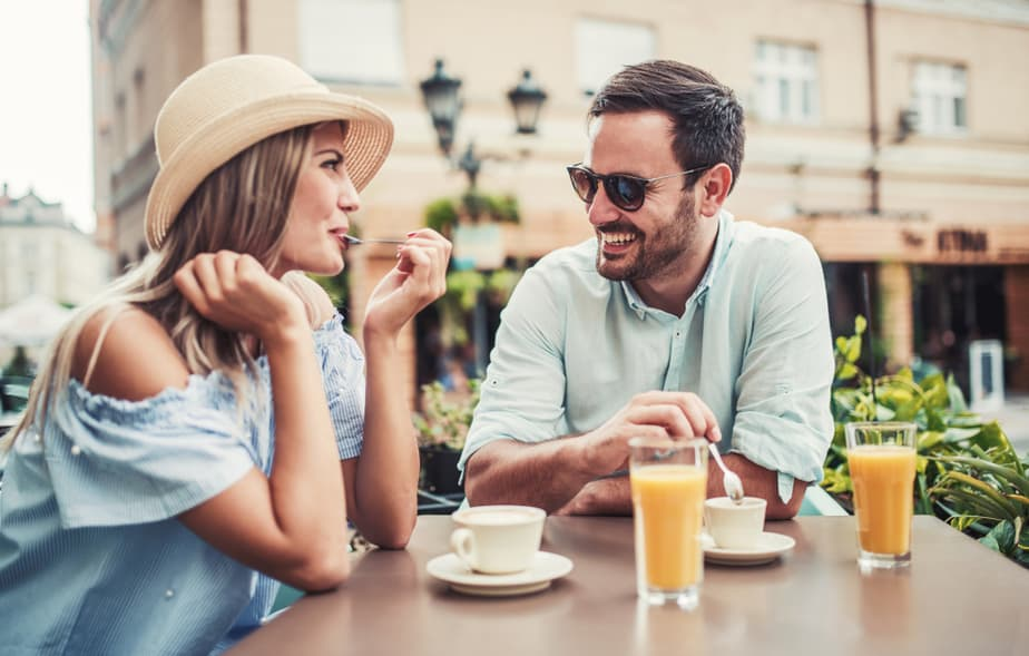 DONE! 13 Bulletproof Signs He Wants To Date You Exclusively