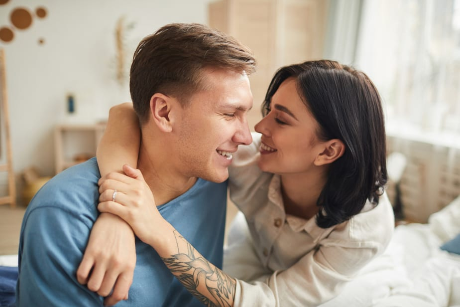 DONE! 8 Surprising Ways Men Show Love (Without Using Words)